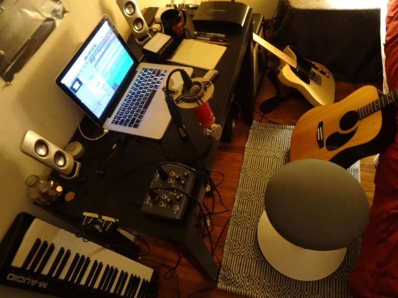 World's Smallest Studio